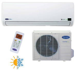 Ar Condicionado Split Hi-Wall Inverter XPower Carrier 18.000 BTU/h Quente/Frio 220V Image