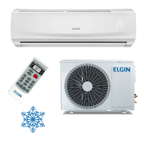Ar Condicionado Split Hi-Wall Elgin Plus 12.000 BTU/h Frio 220V Image