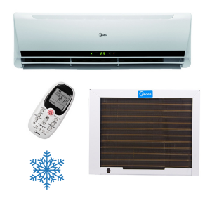 Ar Condicionado Split Hi-Wall Midea Elite Window 9.000 BTU/h Frio 220V Image